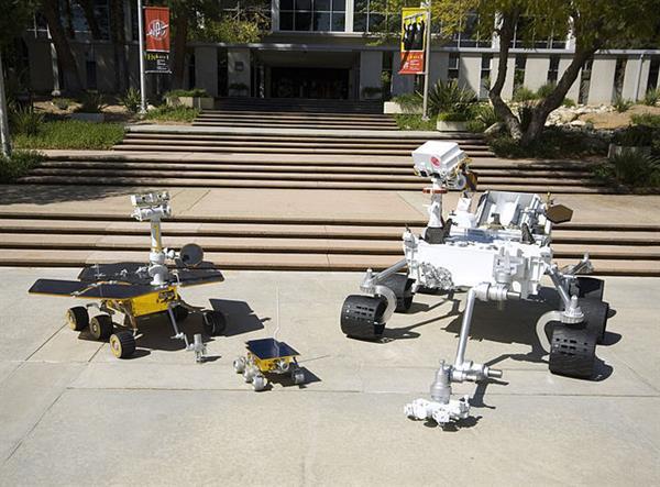 Nasa, gelecek Mars görevi için drone hazırlıyor