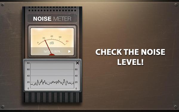 Mac uyumlu yeni uygulama: Noise Meter