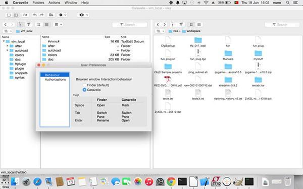 Dosya yönetimi konusunda Mac tarafına yeni alternatif: Caravelle