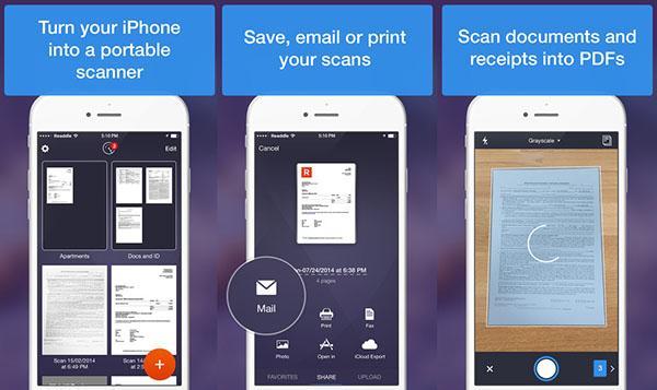 iOS için hazırlanan Scanner Pro güncellendi