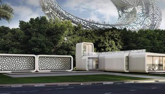 Birleşik Arap Emirlikleri, İnovasyon Komitesi ofislerini 3D yazıcı ile hazırlatacak