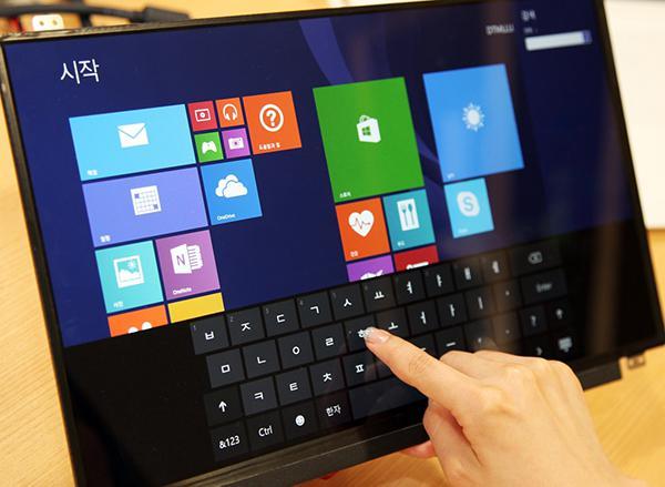 LG Display, dizüstü bilgisayarlar için geliştirdiği yeni dokunmatik ekranlarının üretimine başladı