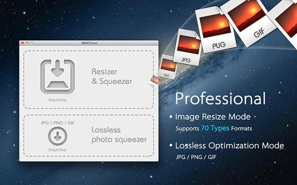 Mac uyumlu IMAGEmini artık ücretsiz
