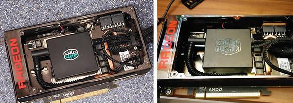 AMD Radeon R9 Fury X kartındaki rahatsız edici pompa gürültüsü gideriliyor
