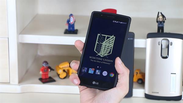 LG G4 için zırhlı kılıflar