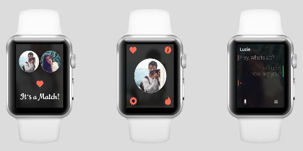 Tinder yakında Apple Watch üzerinden kalp atışlarını ölçecek