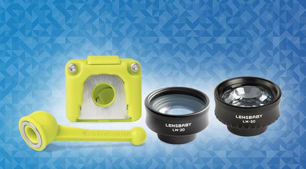 Lensbaby'den yaratıcılık odaklı yeni lens paketi: Creative Mobile Kit