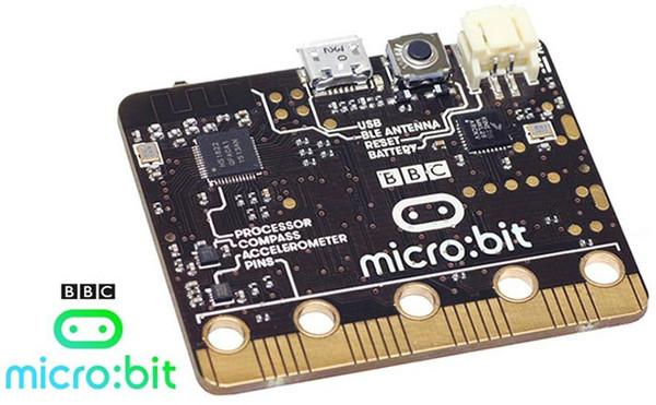 BBC'nin kart bilgisayarı Micro Bit dağıtıma başlıyor