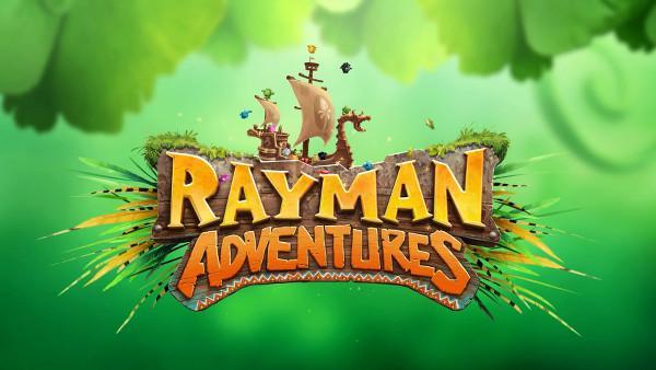 Rayman Adventures geliyor