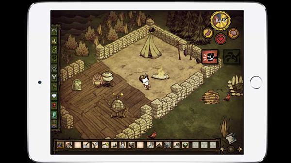 Don't Starve: Pocket Edition, iPad kullanıcılarının beğenisine sunuldu