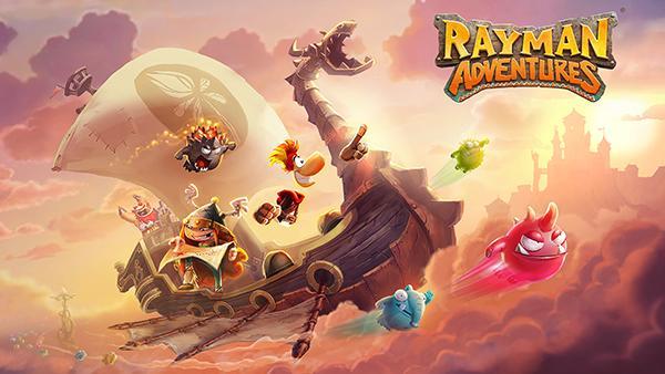 Rayman Adventures, Yeni Zelanda'daki iOS kullanıcılarının beğenisine sunuldu