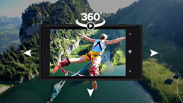 Windows tarafına 360 derece video odaklı yeni uygulama: Video 360