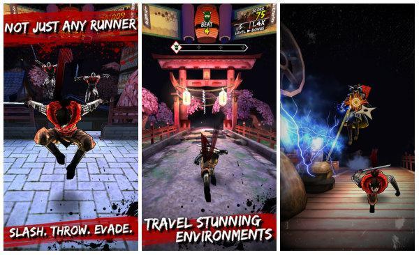Yurei Ninja ile sonsuz koşuya samuray yorumu