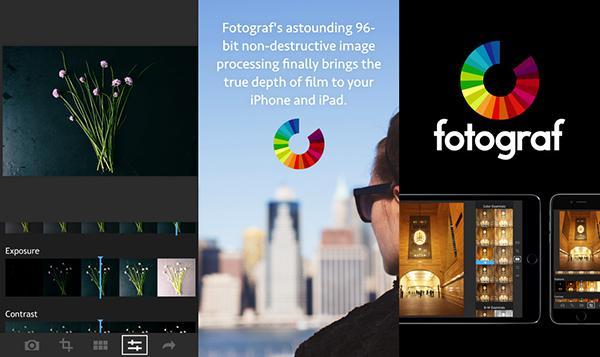 iOS uyumlu Fotograf uygulaması artık ücretsiz