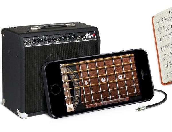 iOS için hazırlanan Real Guitar uygulaması artık ücretsiz