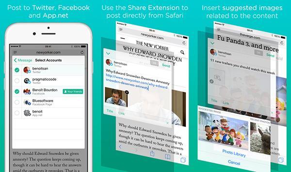 Paylaşma odaklı iOS uygulaması Linky güncellendi