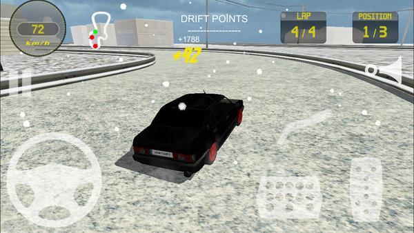 Şahin & Doğan Drift Yarışı artık iOS'ta