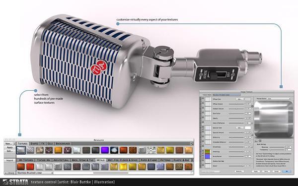 Mac uyumlu Strata Design 3D SE uygulaması artık ücretsiz