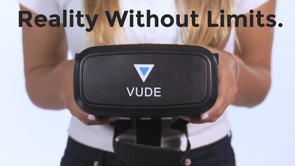 Cep telefonu odaklı sanal gerçekliğe yeni bir çözüm daha: Vude