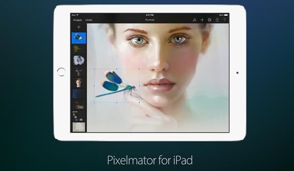 Gelişmiş fotoğraf / çizim uygulaması Pixelmator, iOS tarafında güncellendi