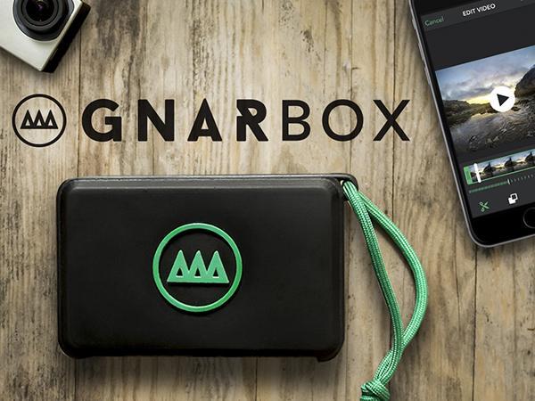 Aksiyonun paylaşılmasını kolaylaştıran cihaz: Gnarbox
