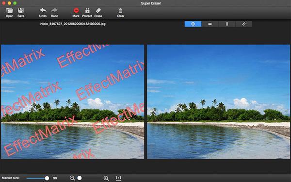 Mac uyumlu Super Eraser uygulaması ücretsiz yapıldı