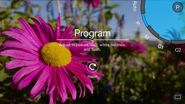 ProShot kamera uygulaması Android'e geldi