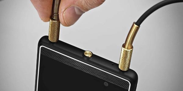Marshall ilk akıllı telefonunu piyasaya sürüyor