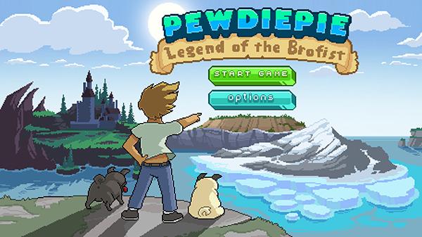 PewDiePie'ın mobil oyunu yolda