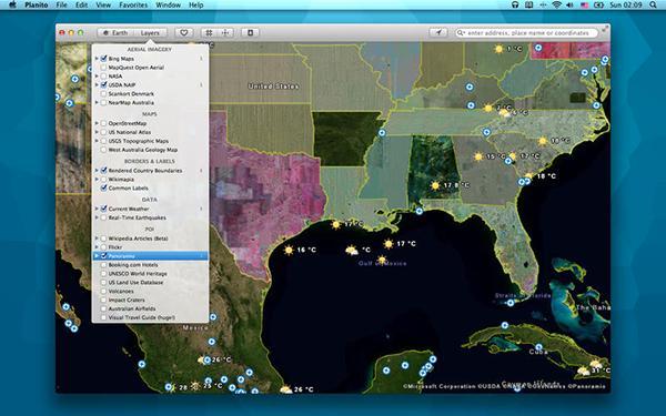 Harita odaklı Mac uygulaması Planito ücretsiz yapıldı