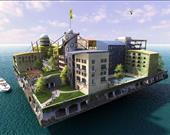 İlk yüzen şehrin inşa edilmesi için öncelikle belirlenen bütçeyle inşa edilebilecek bir konseptin belirlenmesi gerekiyor.