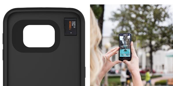Incipio'dan Galaxy S6 için ekstra batarya ve hafıza kartlı kılıf