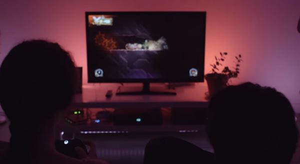 Philips Hue lights, Xbox One oyunuyla uyumlu çalışabiliyor