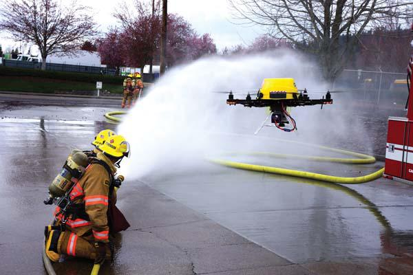 Bilinçsiz uçurulan dronelar havadan yangın söndürme çalışmalarını engelliyor