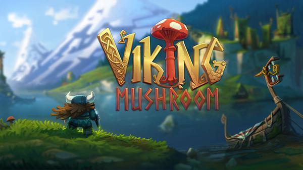 Yerli oyun stüdyosu Mobge'nin yeni oyunu Viking Mushroom, 2016'da yayımlanacak