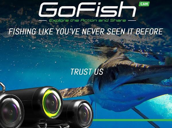 Balıkçılara özel aksiyon kamerası: GoFish Cam