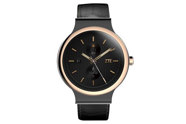 ZTE'den jestlerle kontrol edilebilen akıllı saat: Axon Watch
