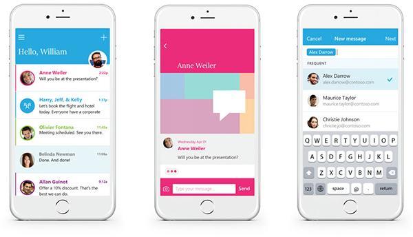 Microsoft'tan iOS cihazlara özel yeni e-posta uygulaması: Send
