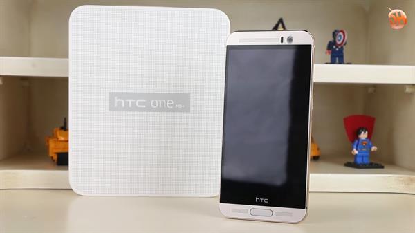 HTC One M9+ inceleme videosu