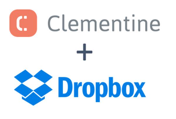 Dropbox'dan yeni satın alma: Clementine