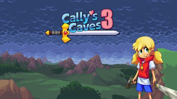 İki boyutlu aksiyon oyunu Cally's Caves 3, iOS kullanıcılarıyla buluştu