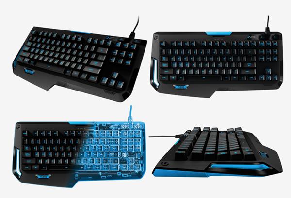 Logitech'den yeni mekanik oyuncu klavyesi: G310 Atlas Dawn