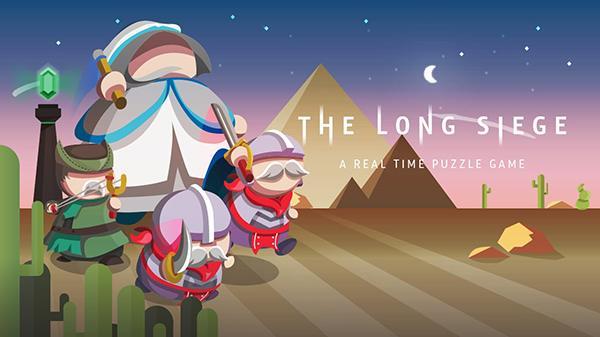 The Long Siege, iOS kullanıcılarıyla buluştu