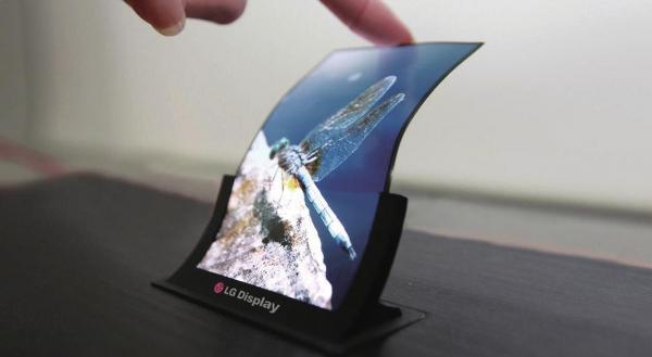 LG Display esnek ekranlara 1 milyar dolar yatırım yapıyor