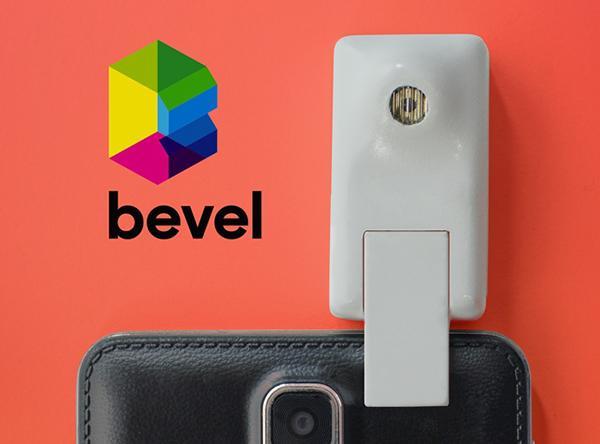 Bevel: Akıllı telefon ve tabletlere 3D fotoğraf çekimi