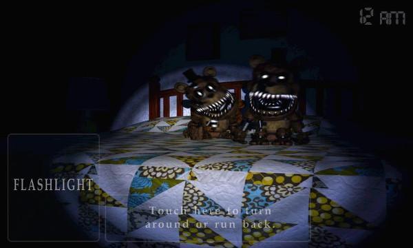 Five Night at Freddy's 4 yine korkutmaya geliyor