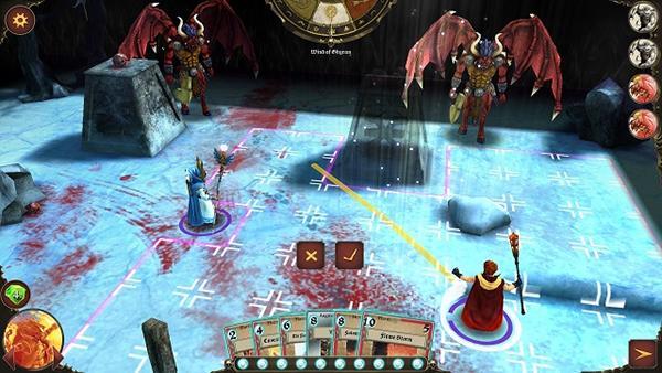 Warhammer: Arcane Magic, Appstore'daki yerini aldı