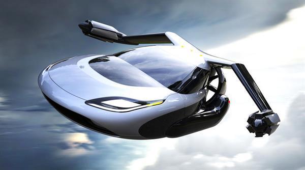 Terrafugia'dan etkileyici uçan araba konsepti
