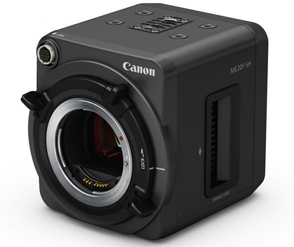 Canon'dan karanlıkta görebilen kamera