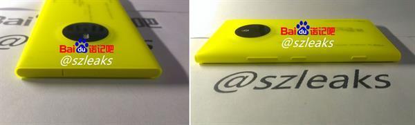 Lumia'nın yeni üst seviye modeli sızıntılarda ortaya çıktı